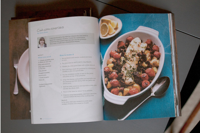 Our favourite food recipe book sshy creative our favourite food recipe book forumfinder Image collections